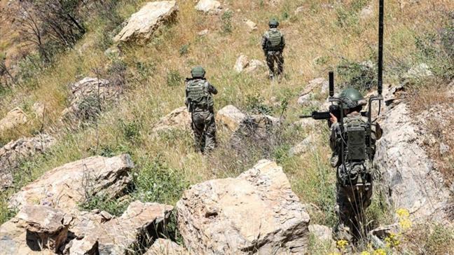 Milli Savunma Bakanlığı: Terör örgütü PKK'ya ait mühimmat ele geçirdik