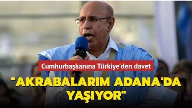 Akrabalarım Adana'da yaşıyor diyen Cumhurbaşkanı'na Türkiye'den davet