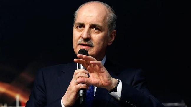 AK Parti Genel Başkanvekili Kurtulmuş'tan darbe imalı bildiriye sert tepki