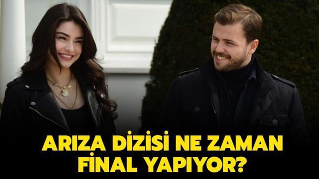 """Arıza dizisi final tarihi açıklandı mı"""" Arıza ne zaman final yapacak"""" İşte son durum!"""