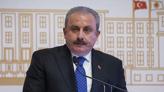 TBMM Başkanı Şentop, Alparslan Türkeş'i andı