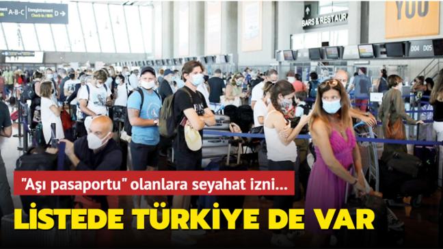 Alman turiste Türkiye izni