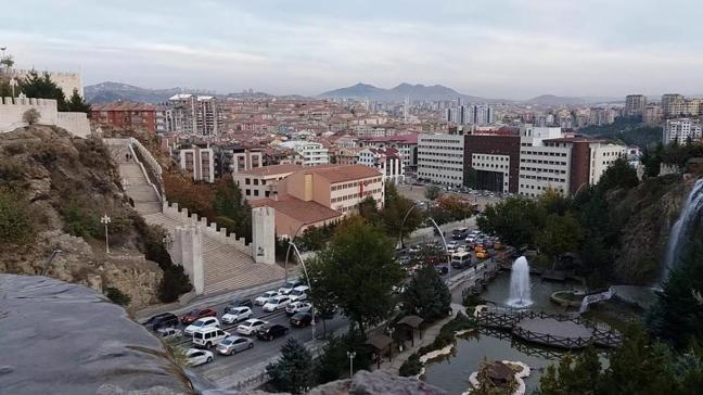 Ankara Keçiören'de 1.013 m2 arsa mahkemeden satışa çıkarıldı!