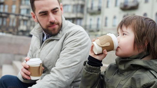 """Çocuklar kahve içmez algısı doğru mu"""""""