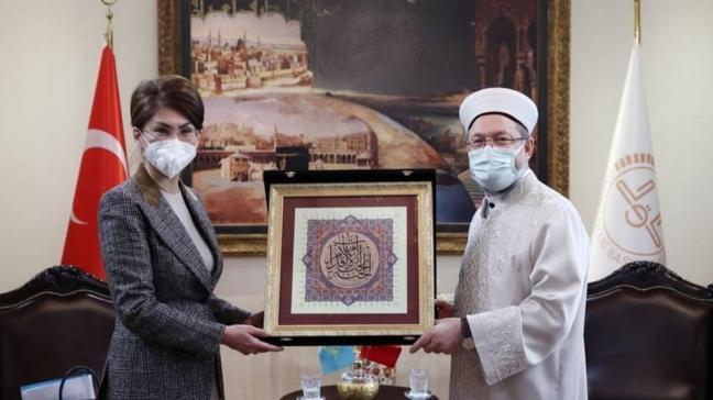 Diyanet İşleri Başkanı Erbaş'tan İslamofobia açıklaması