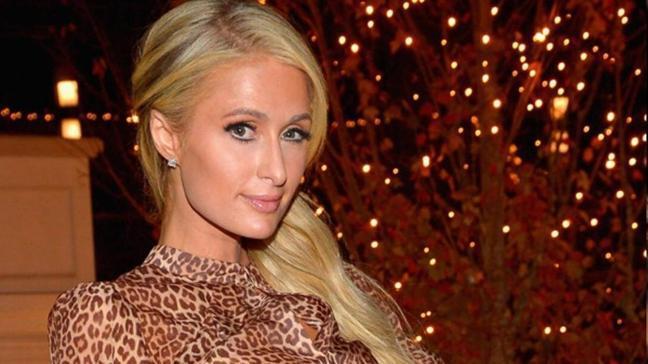 Paris Hilton'dan dikkat çeken açıklama: Beni ben olduğum için seviyor