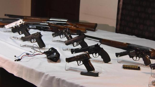 Suç örgütüne eş zamanlı operasyon: 32 kişiye gözaltı