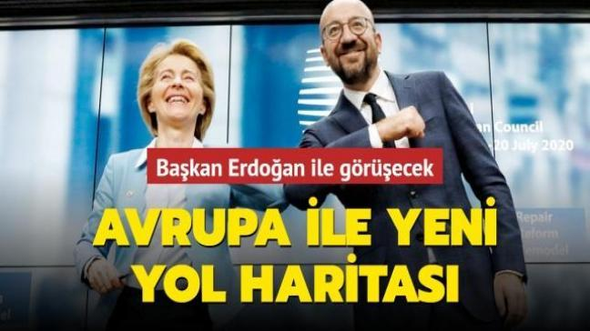 AB liderleri bugün Ankara'da
