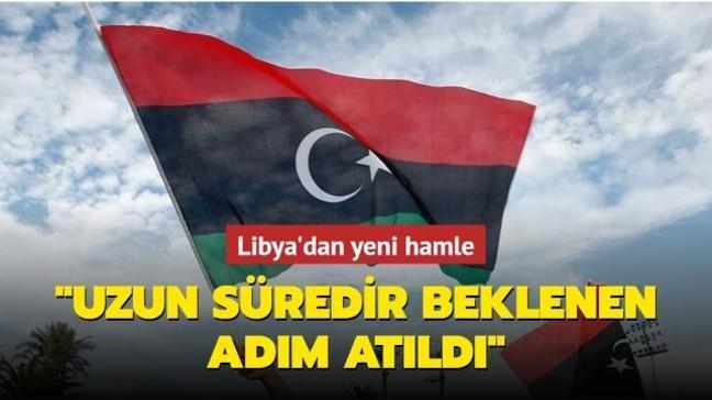 """Libya'dan toplumsal barış hamlesi: """"Uzun süredir beklenen adım atıldı"""""""