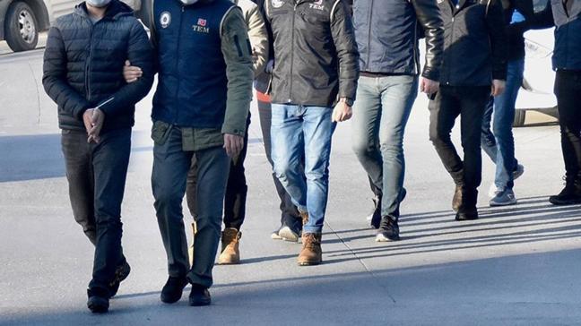 Kayseri'de FETÖ soruşturmasına gözaltı... Askeri mahrem yapılanma