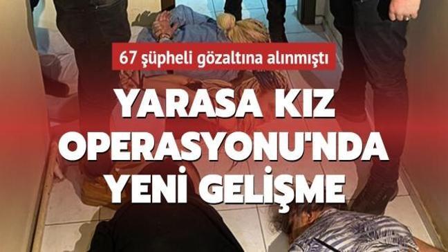 Yarasa Kız Operasyonu'nda flaş gelişme: Zanlılardan 5'i tutuklandı