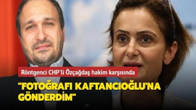 Altun'un evini röntgenleyen CHP'li Özçağdaş: Fotoğrafı Kaftancıoğlu'na gönderdim