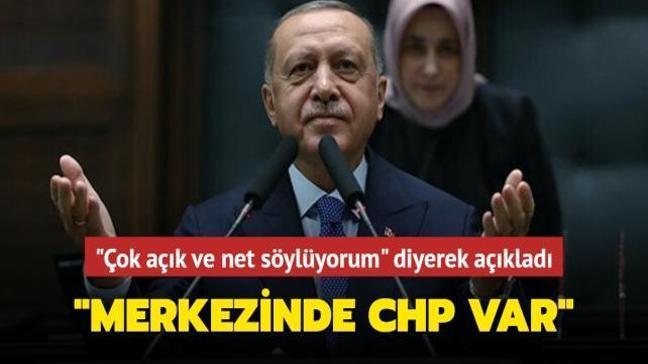 Son dakika haberi: Başkan Erdoğan'dan AK Parti grup toplantısında önemli açıklamalar
