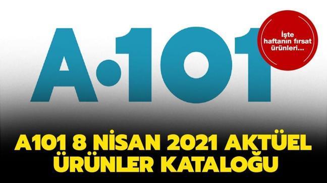 """A101'e yarın neler geliyor"""" A101 8 Nisan 2021 aktüel ürünler kataloğu yayında!"""
