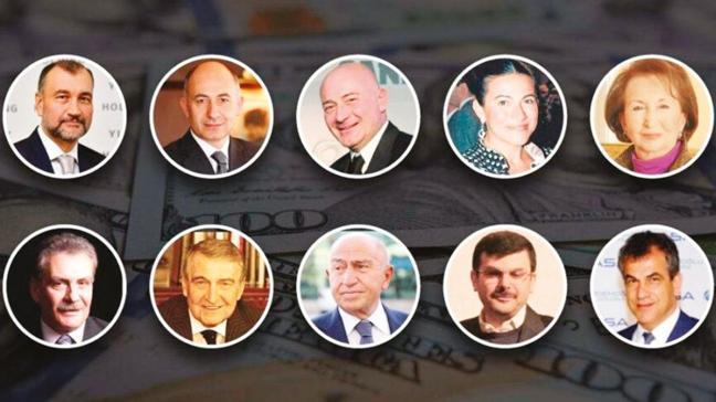 Milyarderler listesinde 3 yeni Türk