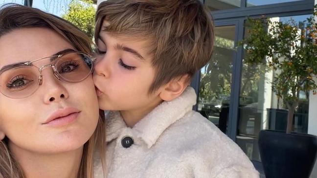 Ece Erken oğlu Eymen'i doğum gününü kutladı: Belki mükemmel bir anne değilim ama...