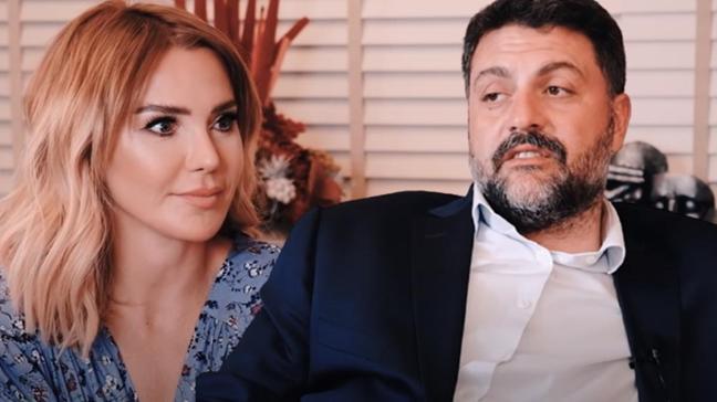 """Ece Erken sordu Şafak Mahmutyazıcıoğlu cevapladı! 'Beni tanıdığına pişman mısın""""'"""