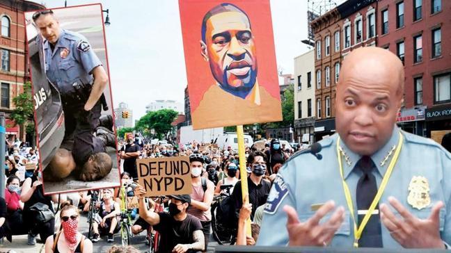 Floyd'u öldüren polisin şefi ifade verdi! 'Kuralları ve etiği çiğneyerek boğdu'