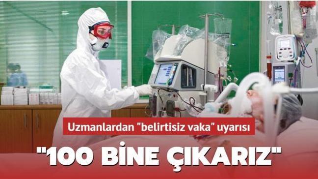 Prof. Dr. Bülent Ertuğrul'dan '100 bin vakaya çıkarız' uyarısı