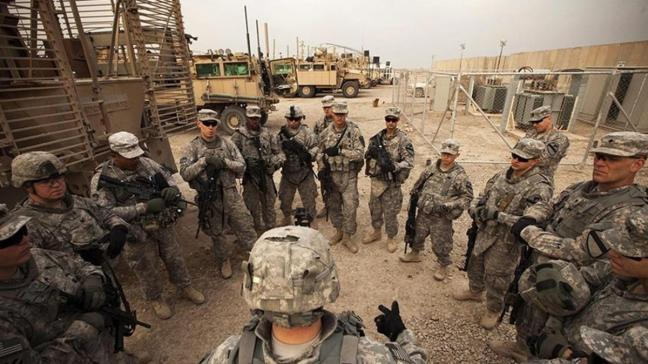 ABD'den Irak açıklaması... Muharip askerlerini geri çekmeye devam edecek