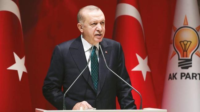 Başkan Erdoğan: Denizcilerimizi selamlıyorum, darbeciler hariç