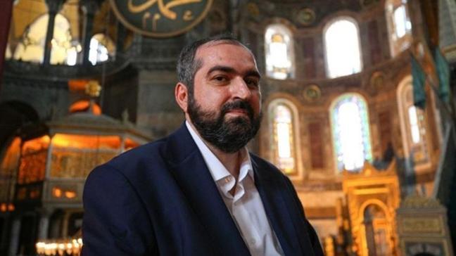 """Mehmet Boynukalın kimdir, aslen nereli"""" Ayasofya Camii İmamı Mehmet Boynukalın kaç yaşında"""""""