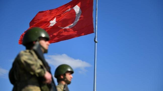 MSB: 2'si terörist 9 kişi sınırda yakalandı