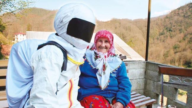 Rizeli astronotu Ruslara kaptırdık!