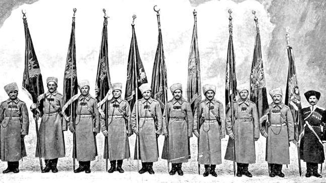 Rusya'ya 105 yıl sonra 'esir sancaklar' davası
