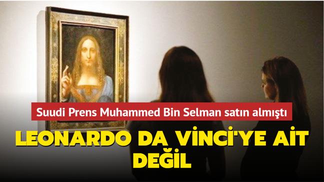 Salvator Mundi, Leonardo da Vinci'ye ait değil