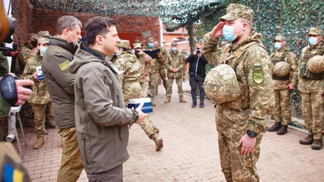 Donbass geriliminde 1 asker daha öldü! Rusya: ABD'nin her adımına yanıt vereceğiz