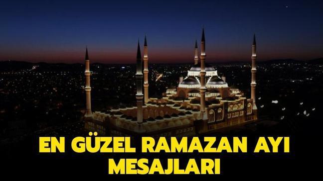 Hoş geldin Ramazan ayı kutlama mesajları 2021: En güzel, hadisli, dualı, ayetli resimli, sevdiklerinize özel Ramazan ayı  mesajları!