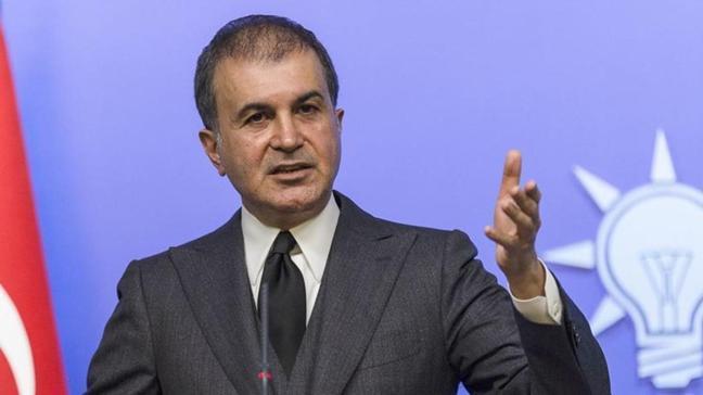 AK Parti Sözcüsü Ömer Çelik'ten Wilders'in Ramazan ayıyla ilgili sözlerine sert tepki