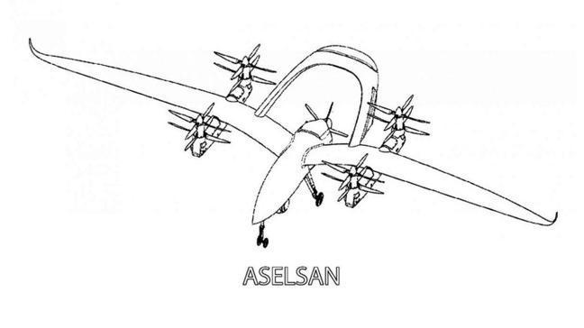 ASELSAN'dan İHA tasarımı