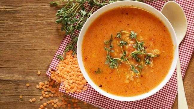 En kolay mercimek çorbası tarifi! Mercimek çorbasının püf noktası