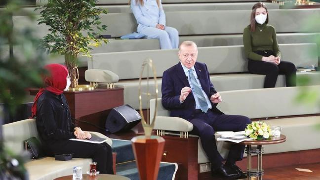 Başkan Erdoğan: Draghi'nin yaptığı terbiyesizlik
