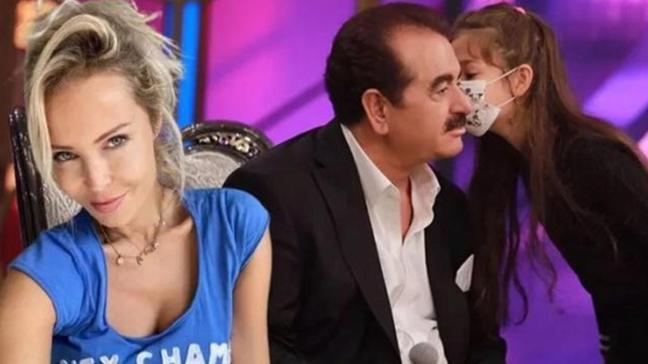 İbrahim Tatlıses'in eski eşi Ayşegül Yıldız 'aşk' itirafıyla gündem oldu!