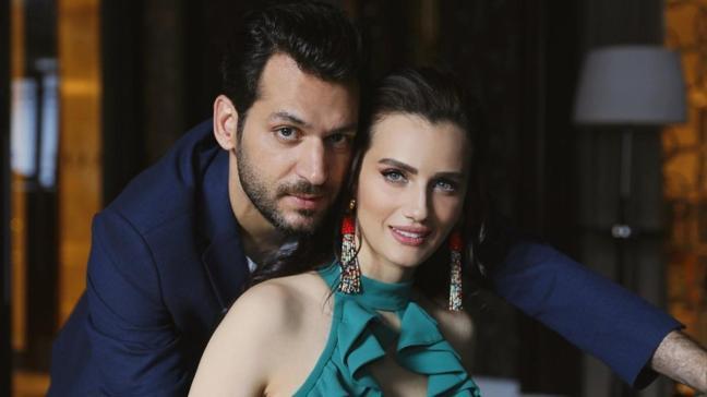 Iman Elbani'den Ramo'nun yıldızı Murat Yıldırım'a romantik doğum günü kutlaması
