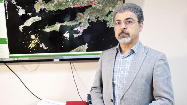 Prof. Dr. Hasan Sözbilir: Datça'daki 5.1'lik deprem tsunamiyi tetikleyebilir