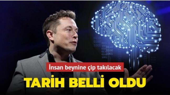 Elon Musk bu yıl içerisinde 'Neuralink' projesini hayata geçirmeyi planlıyor