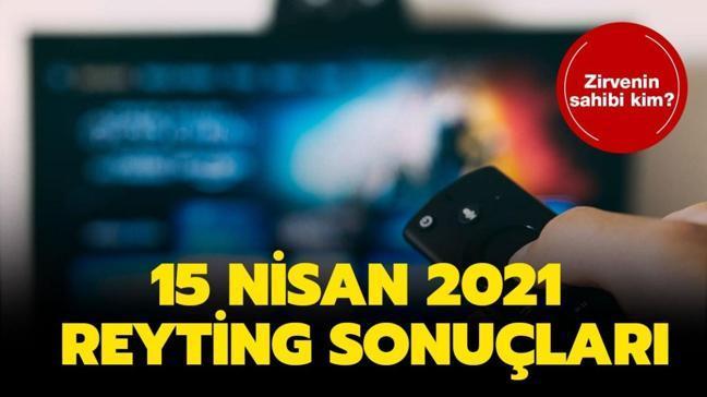 """15 Nisan 2021 reyting sonuçları açıklandı! Bir Zamanlar Kıbrıs, Camdaki Kız, Bir Zamanlar Çukurova reyting birincisi kim"""""""
