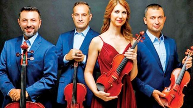 Bifo ve Borusan Quartet'ten 2 konser