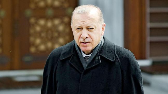 Başkan Erdoğan: Haddi bildirildi daha yumuşak olamazdı