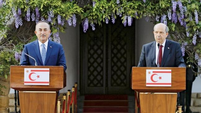 Dışişleri Bakanı Mevlüt Çavuşoğlu: Toplantıdan önce verdiği sözü tutmadı
