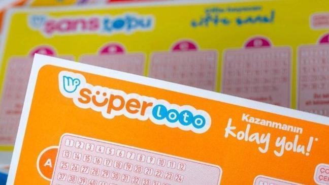 MPİ Süper Loto çekilişi bilet sorgulama işlemi 18 Nisan Süper Loto çekiliş sonuçları kazandıran numaralar
