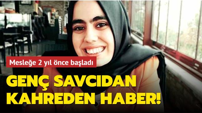 28 yaşındaki genç savcı Sultan Beyza Boyalı koronavirüs nedeniyle hayatını kaybetti