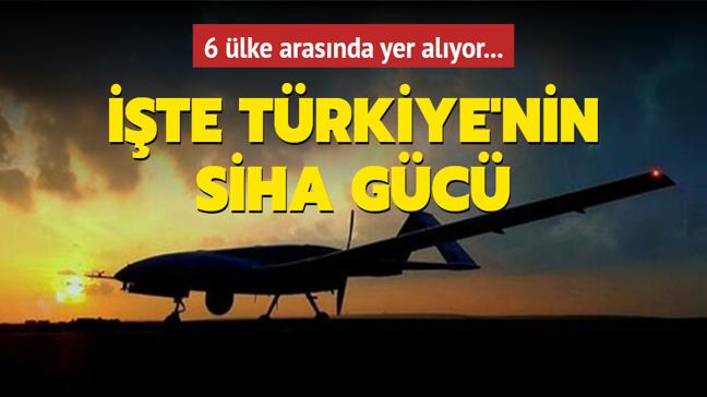Silahlı İHA'ların Türkiye'deki sayısı 140'ı aştı: İşte Türkiye'nin SİHA gücü...