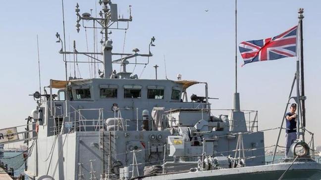 Son dakika haberi: İngiltere savaş gemilerini Karadeniz'den geçirecek