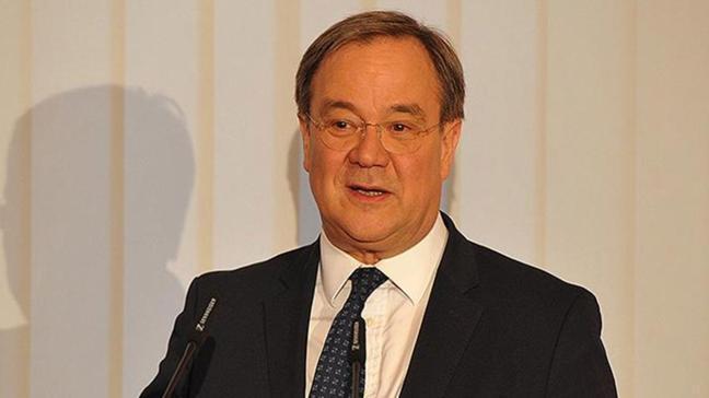 Almanya'da Armin Laschet başbakan adayı oldu