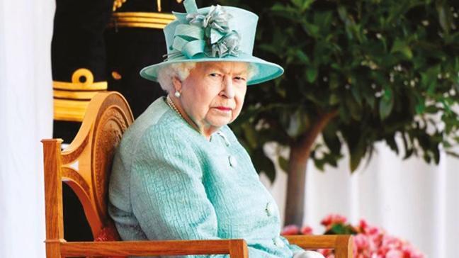 2. Elizabeth'in buruk yaş günü